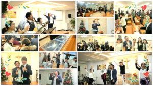Tsukuba Christmas Concert&Candlelight service