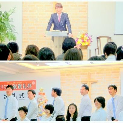 教会の礼拝説教動画&賛美歌動画